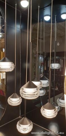 Vibia Algorithme replica chandelier