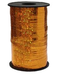 Лента голография (0,5 см x 250 м) Бронза
