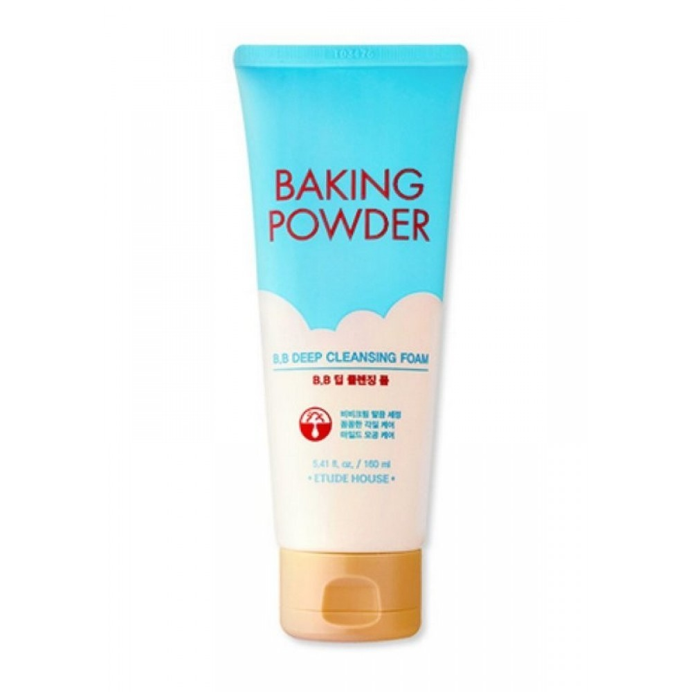 BAKING POWDER BB DEEP CLEANSING FOAM 160мл