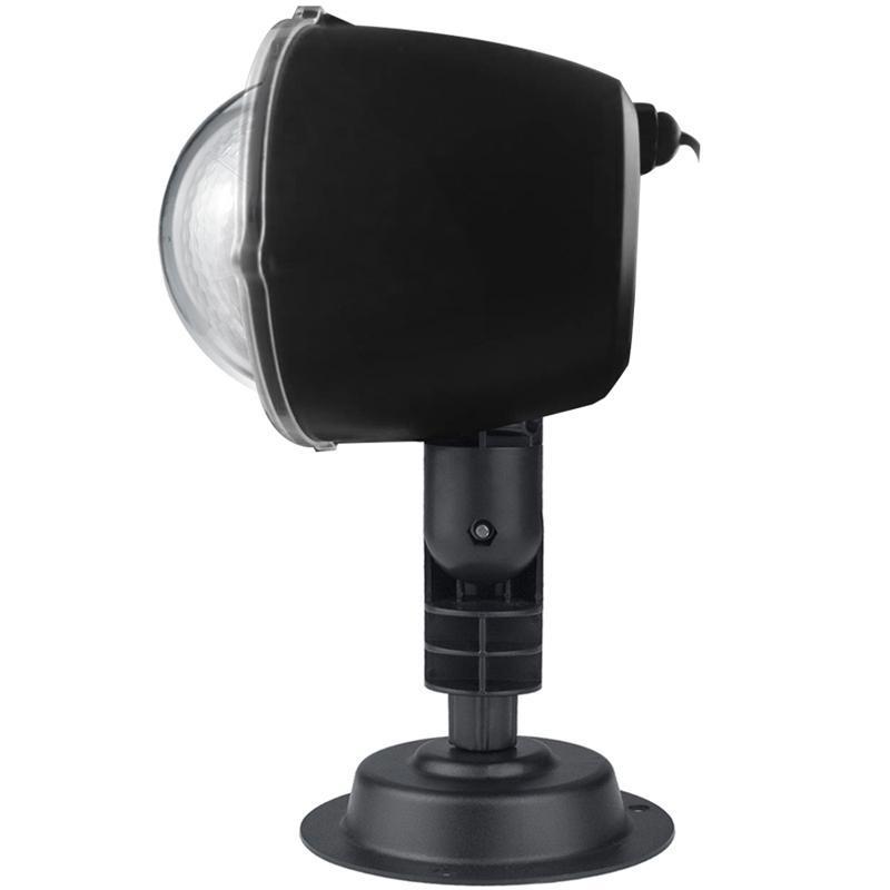 Лазерный проектор - Звездный дом - 3 цвета