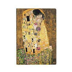 Klimts 100th Anniversary - the Kiss Journal : Unlined Midi