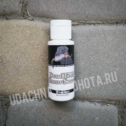 Концентрат запаха фазан Dokkens