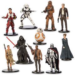 Набор фигурок Звездные войны - Пробуждение силы (10 персонажей)