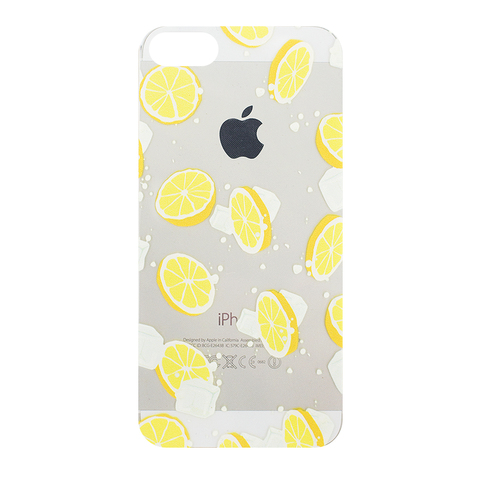 Чехол для IPhone 5/5S Lemon