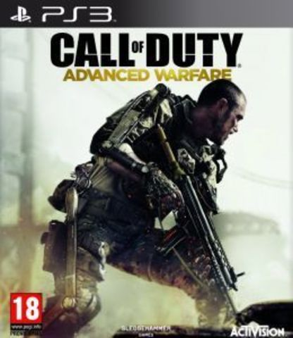 PS3 Call of Duty: Advanced Warfare - Day Zero Edition (английская версия)