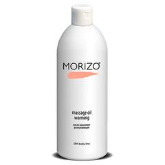 Масло массажное для тела Разогревающее, Morizo