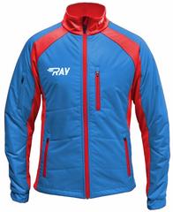 Тёплая лыжная куртка Ray Outdoor Blue-Red