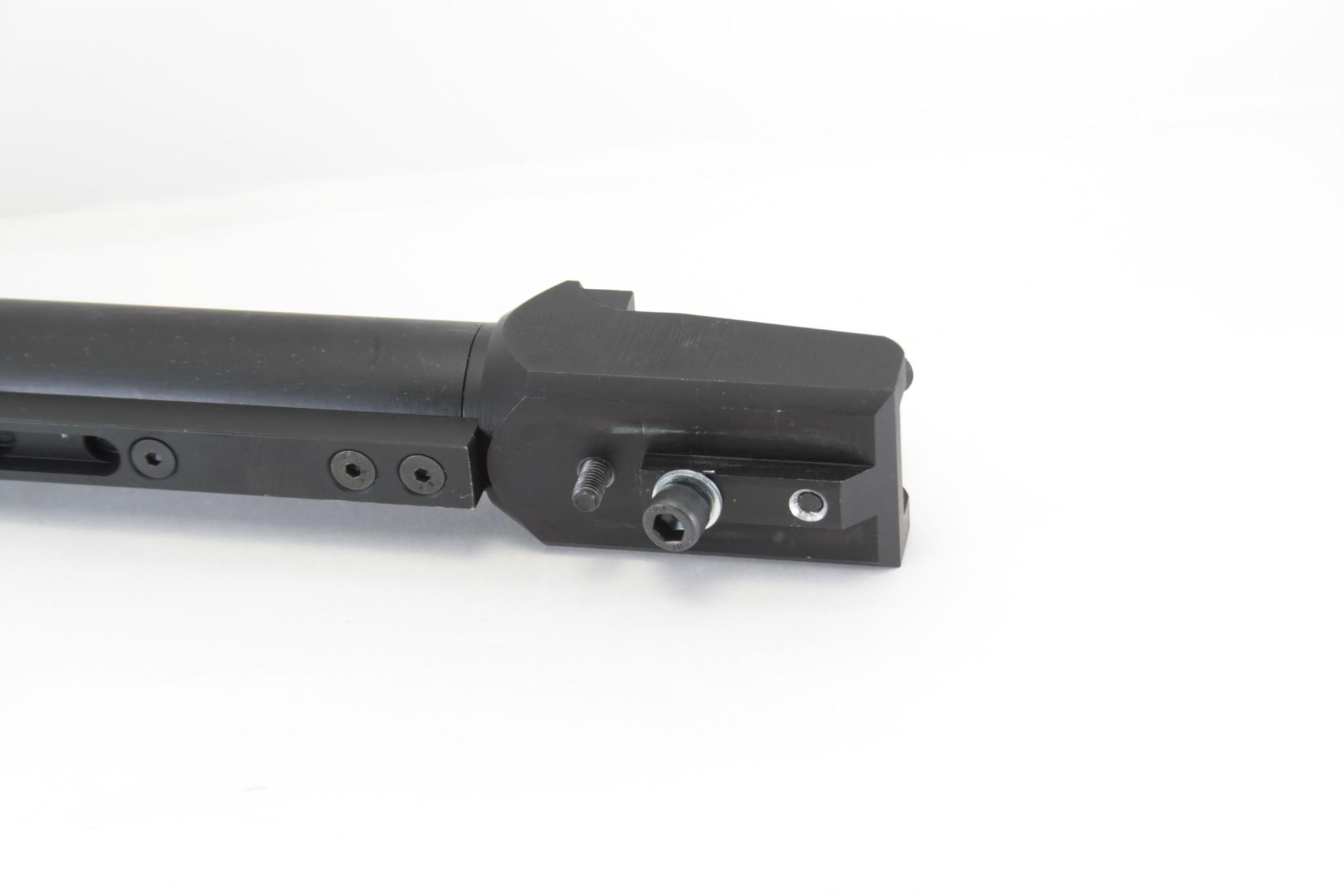 Труба приклада с переходником на СВД VR-16