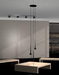 подвесной светильник Tobias Grau Falling Waters ( 3 lamps+ black )