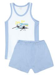 NBM-01-1 комплект детский, светло-голубой