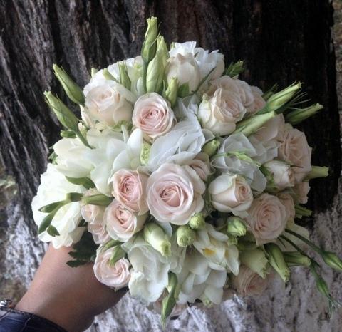 Свадебный букет #434