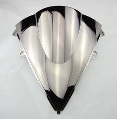 Ветровое стекло для мотоцикла Honda CBR1000RR 12-15 DoubleBubble Хром