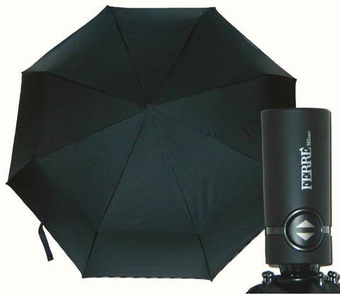 Купить онлайн Зонт складной Ferre GF -7008-DELUXE DRITTA в магазине Зонтофф.