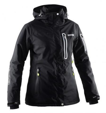 Женская горнолыжная куртка 8848 Altitude Aruba (black)