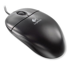 Мышка LOGITECH S96 PS/2 Black OEM