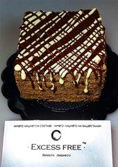 """Торт-пирожное """"Птичье молоко Шоколад"""""""