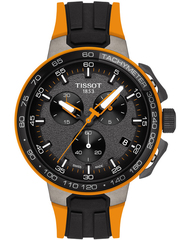 Мужские часы Tissot T111.417.37.441.04 T-Race Cycling