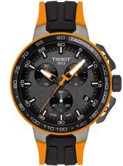 Мужские часы Tissot T111.417.37.441.04 T-Race Cycling