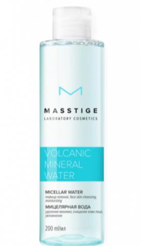 Masstige Volcanic Mineral Water Мицеллярная вода  200мл