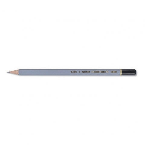 Чернографитный карандаш KOH-I-NOOR 1860