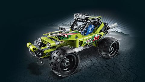 LEGO Technic: Пустынный багги 42027