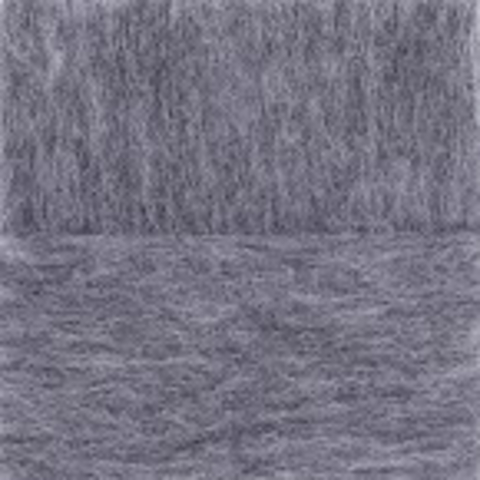 Пряжа Гламурная Пехорка 96 Серый меланж - купить в интернет-магазине