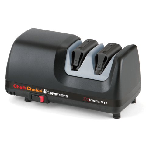 Электрический станок для заточки ножей Sportsman Diamond Hone® Knife Sharpener Xtreme™ Chefs Choice модель CH/317