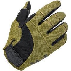 Moto Gloves Olive / Оливковый