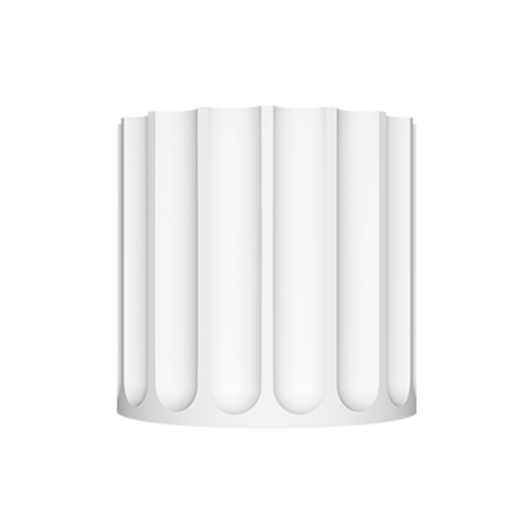 Ствол (полуколонна) Европласт из полиуретана 4.16.005, интернет магазин Волео