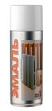 Эмаль аэрозольная для радиаторов отопления Кудо 520мл (белая)