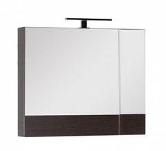 Зеркало-шкаф Aquanet Нота (Тоника) 75 венге
