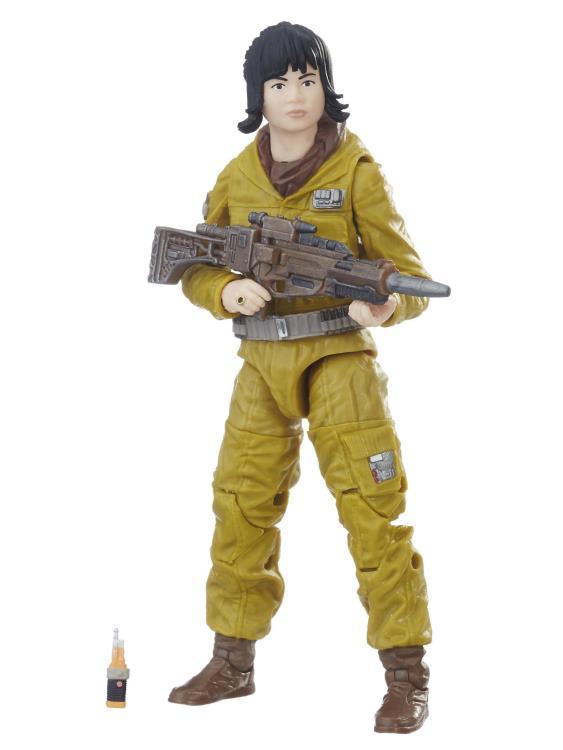 Фигурка Роуз Тико техник повстанцев Star Wars: Black Series Звездные Войны