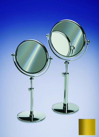 Элитное зеркало косметическое 99131O 3X Plain Crystal от Windisch