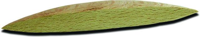 Шпонка деревянная 68х13х8мм сосна 50шт Pinie 130-250