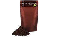 (Срок годности) Кофейный скраб для тела ШОКОЛАДНЫЙ, 200g,ТМ Savonry