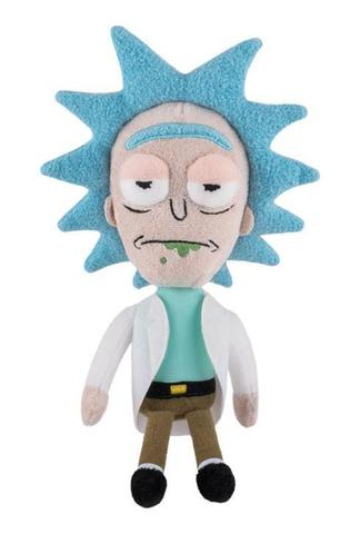 Фигурка плюшевая Funko Galactic Plushies: Rick & Morty: 16