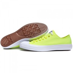 Женские Converse All Star Chuck Taylor Low Lime