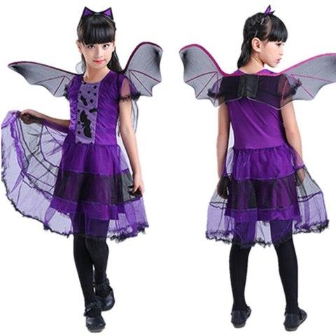 Летучая мышь платье -костюм для девочки