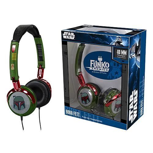 Star Wars - Fold-Up Headphones