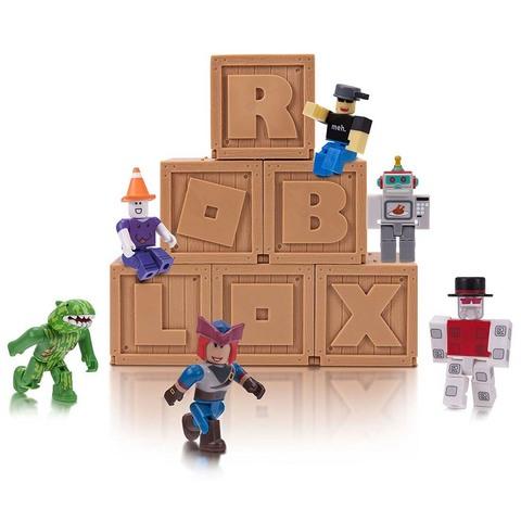 Роблокс Тайный набор из 6 штук, серия 2