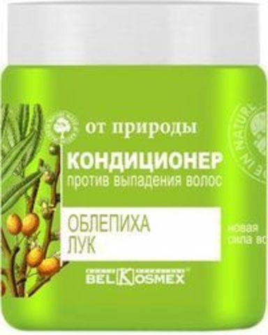 BelKosmex ОТ ПРИРОДЫ Кондиционер против выпадения волос облепиха лук 500г