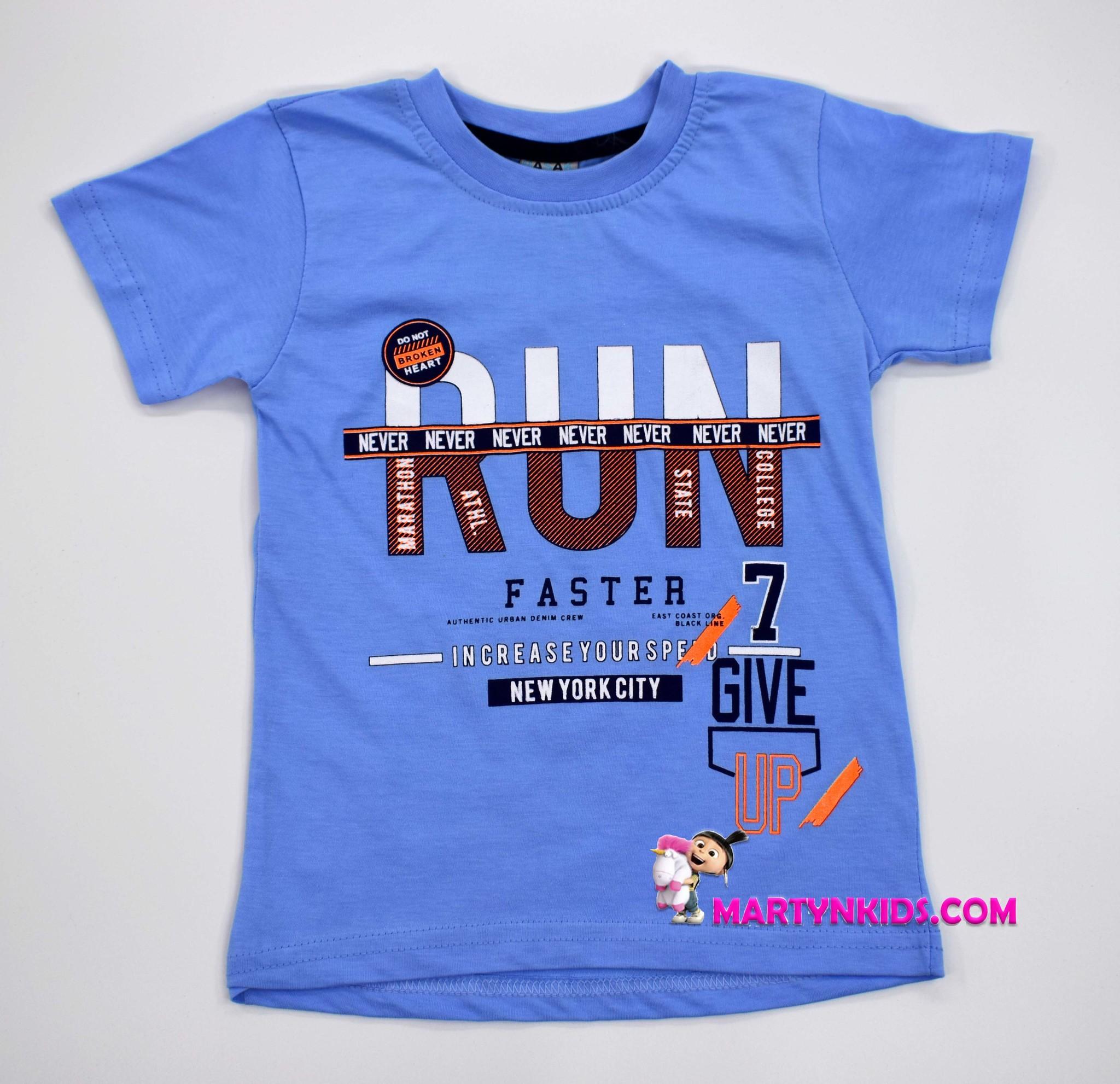 2129 футболка RUN