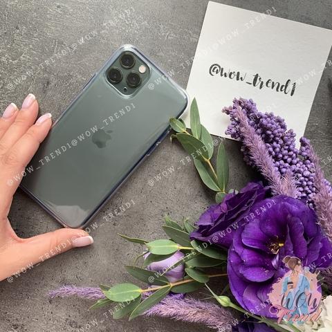 Чехол iPhone 11 Pro Clear Case
