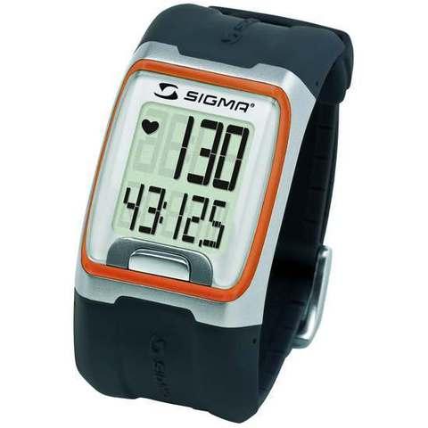 Купить Наручные часы Sigma 23113 с пульсометром PC 3.11 orange по доступной цене