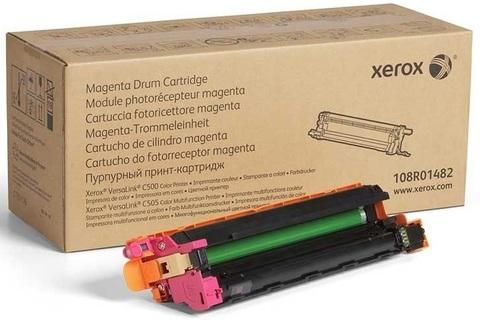 Барабан пурпурный Xerox VersaLink C500, C505. Ресурс 40000 стр. (108R01482)