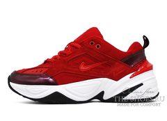 Кроссовки Nike M2K Тekno Red