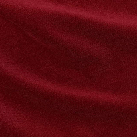 Бархат негорючий бордовый, ширина - 150 см., 380 гр./м2. арт. BR/4VN