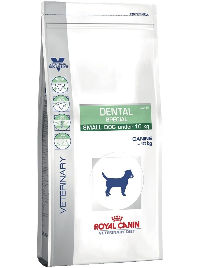 Royal Canin Корм для собак мелких пород, Royal Canin Dental Special Small Dog DSD25, гигиена полости рта и чистка зубов 615020.jpeg