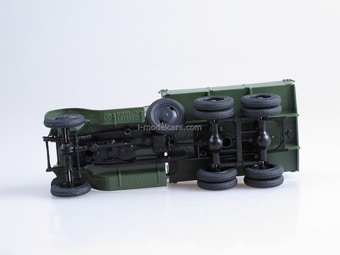 ZIS-36 board green 1:43 Nash Avtoprom