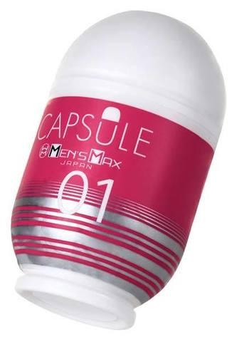 Яйцо - мастурбатор CAPSULE 01 Dandara MensMax